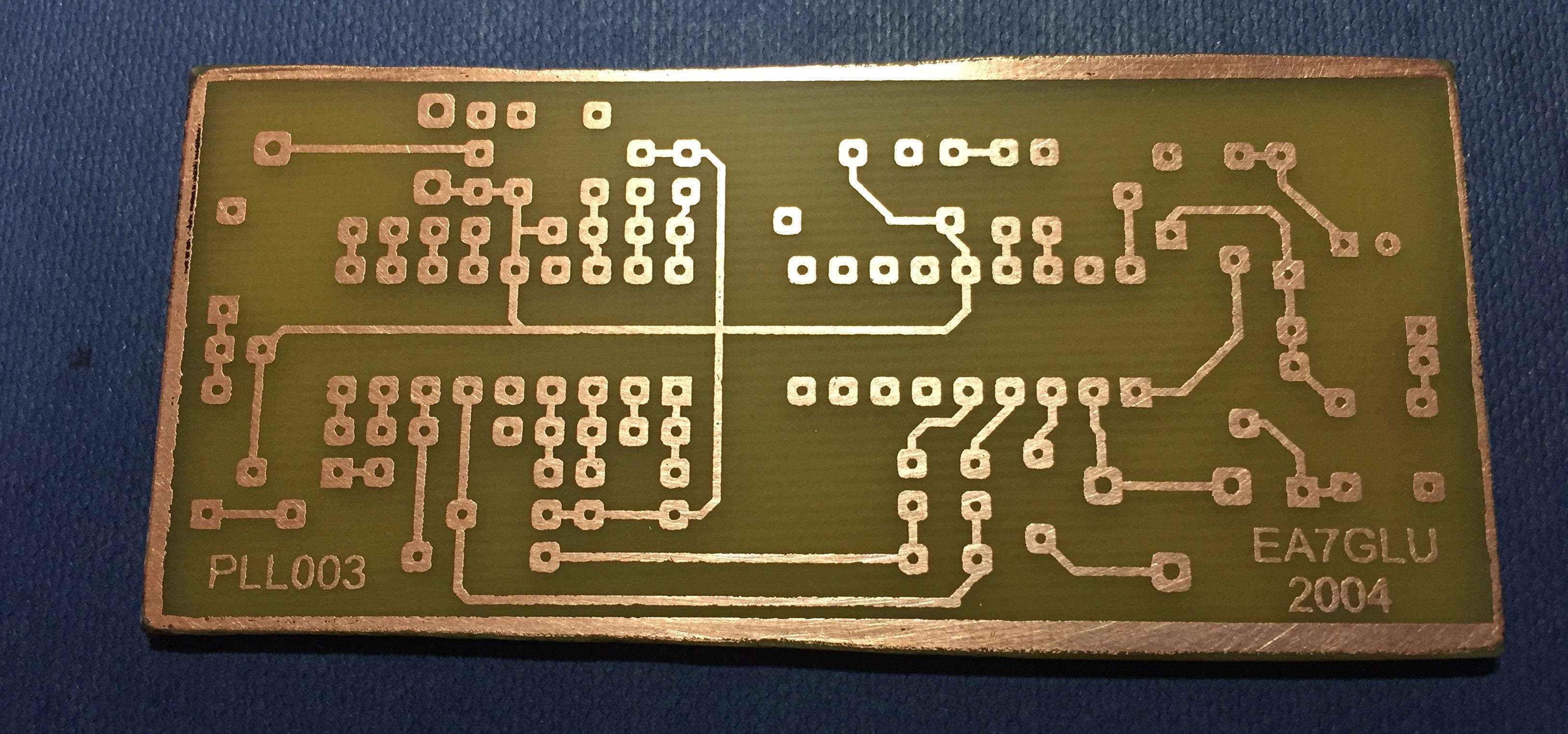 Circuito Impreso : Web ea glu circuitos impresos caseros